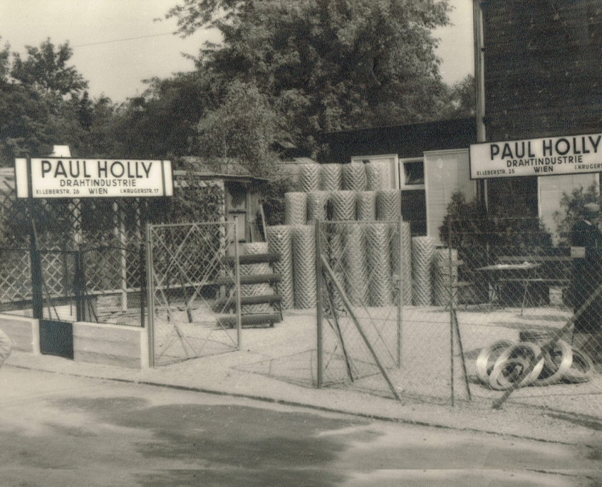 Paul Holly Industrie